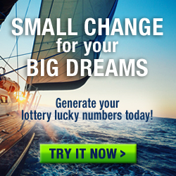 Small change for your BIG dreams - Try it NOW!
