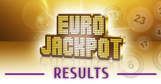 EuroJackpot-Results