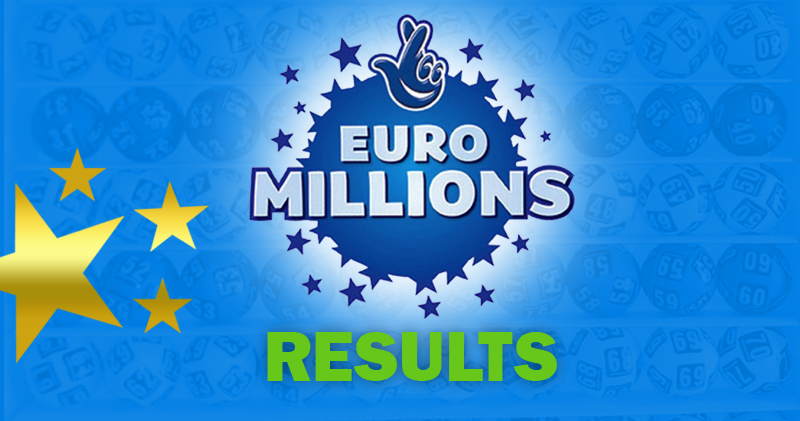 Euromillion Lotto Results