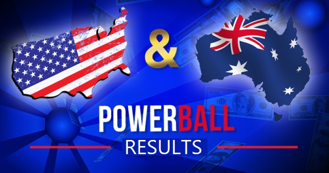 powerball-aus-us - RESULTS