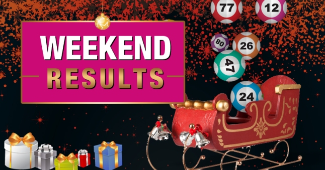 weekendresults-xmas